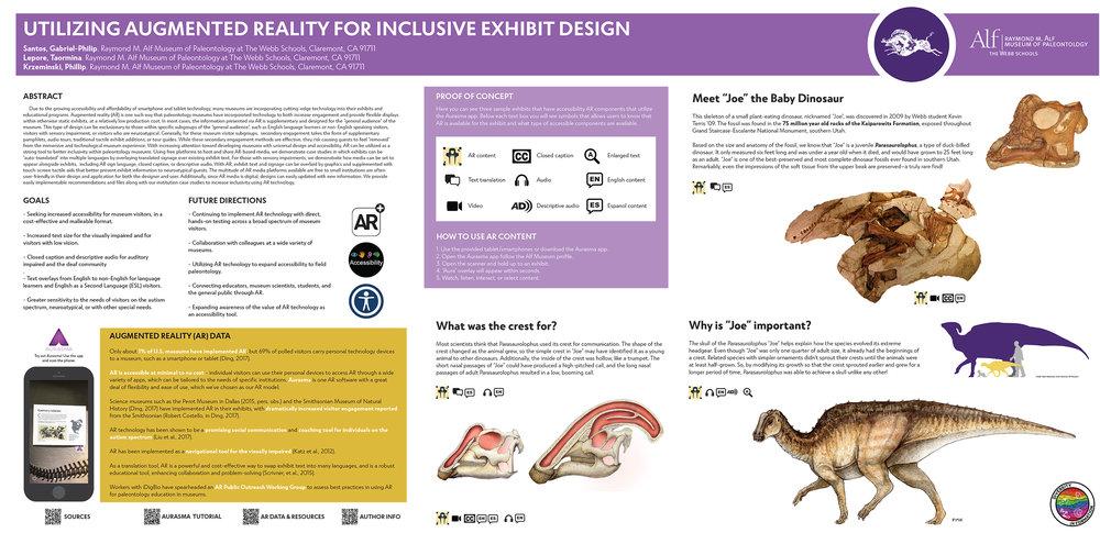 Inclusive Exhibit Design - SVP 2017