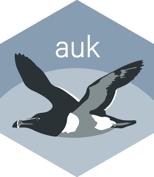 auk Hex Logo