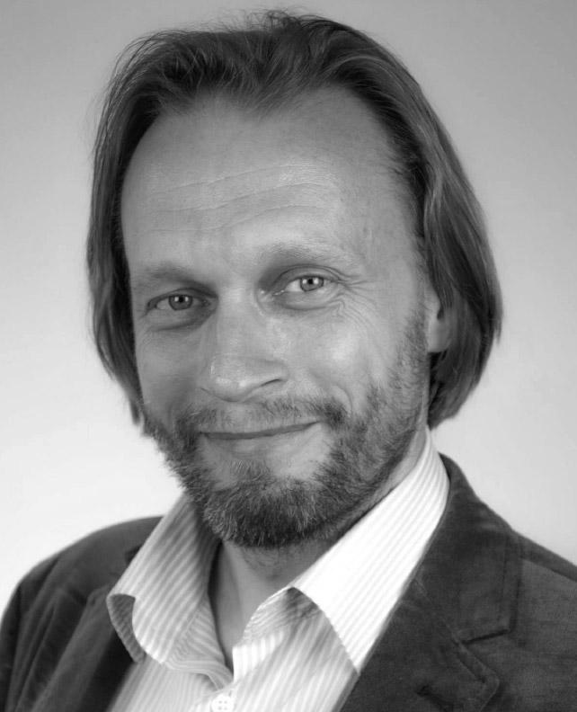 Oleksiy Stepanovskiy  Projekt Leiter