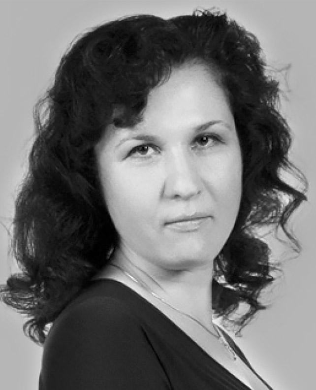 Iryna Kovalenko  Datenanalystin