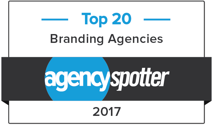 Agency Spotter ranks RNO1 as Top 20 Branding Agency.