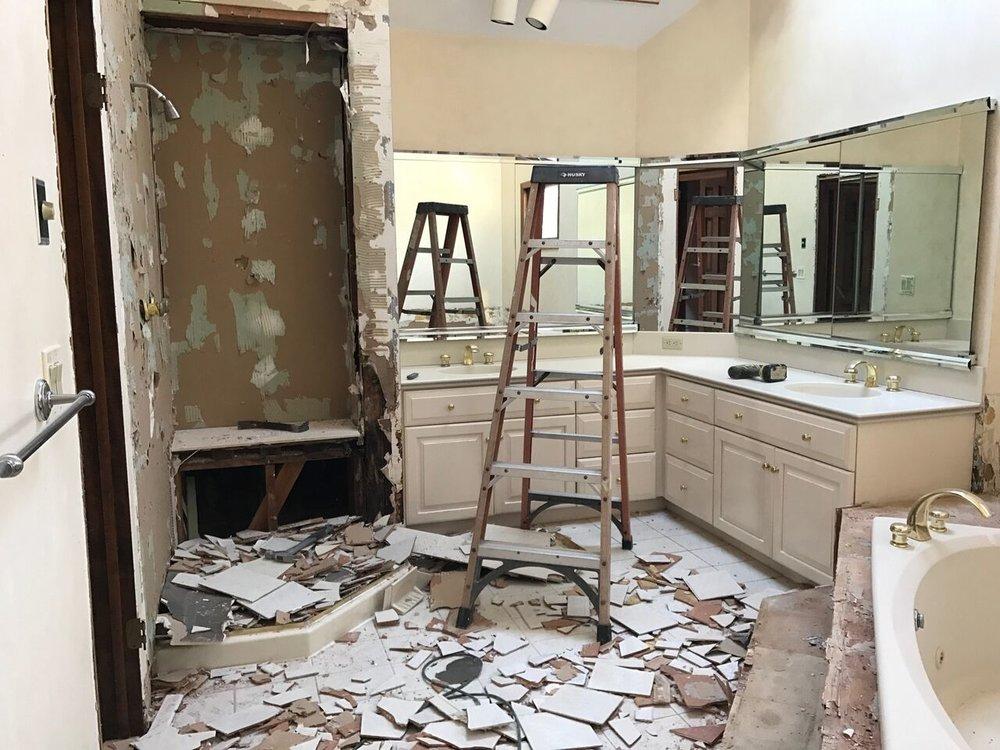 Bathroom | Before
