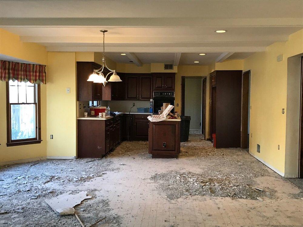 Kitchen | Before