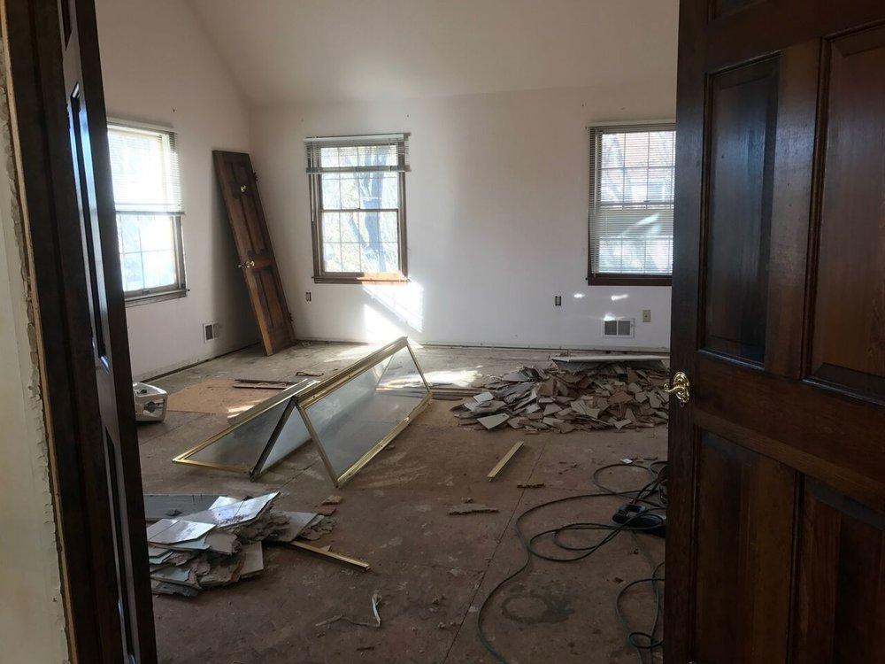 Bedroom | Before