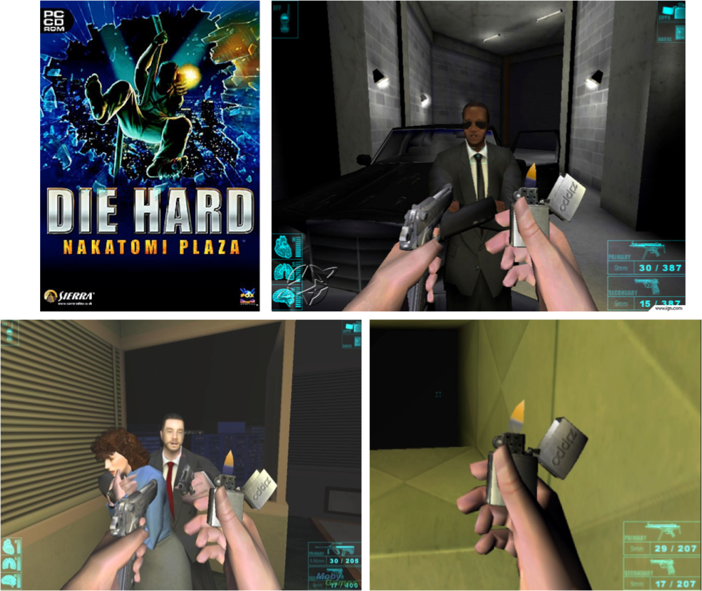 DIE HARD: NAKATOMI PLAZA   l  Video Game