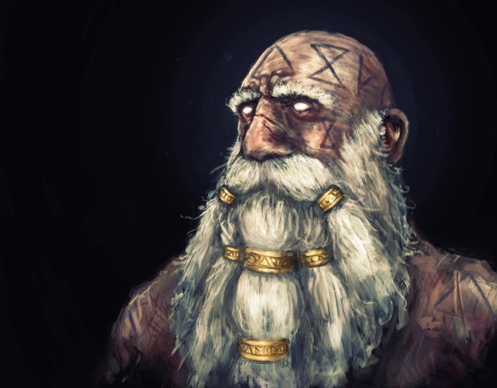 Dwarf Veteran