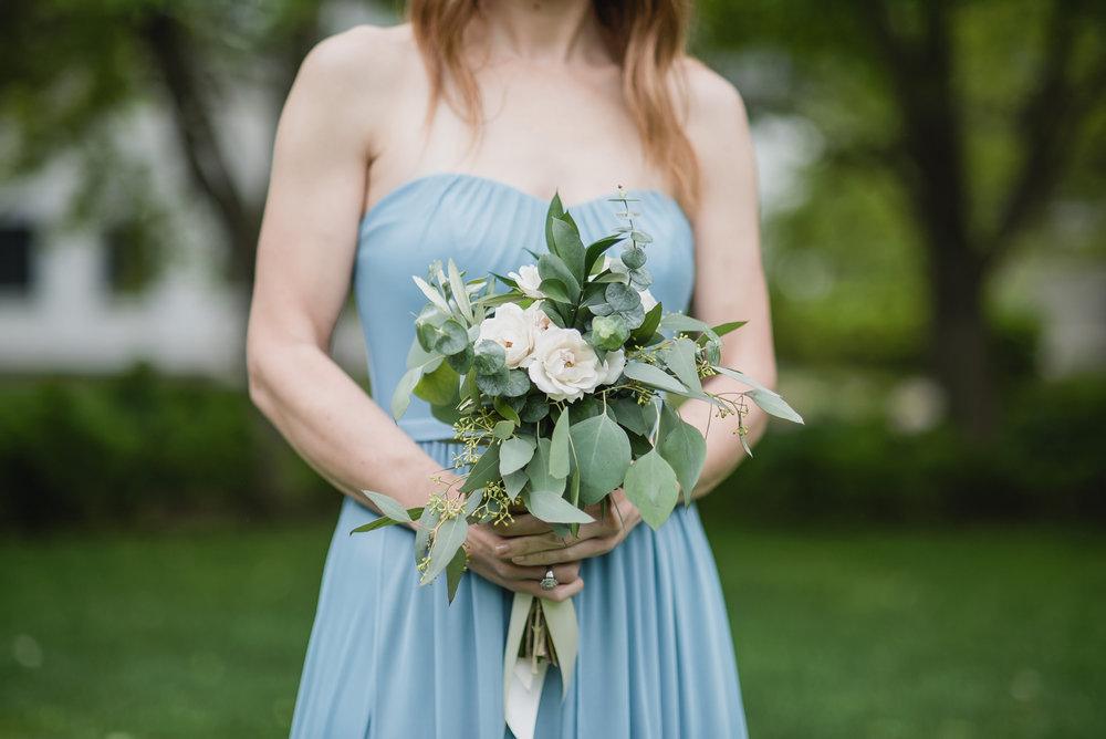 Floral & Design House Blue 7