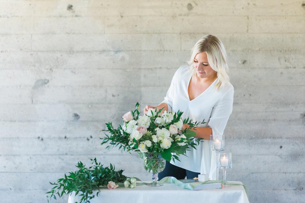 Floral & Design House Wedding Planner