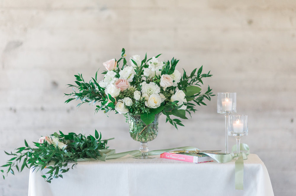Floral & Design House Styled Shoot