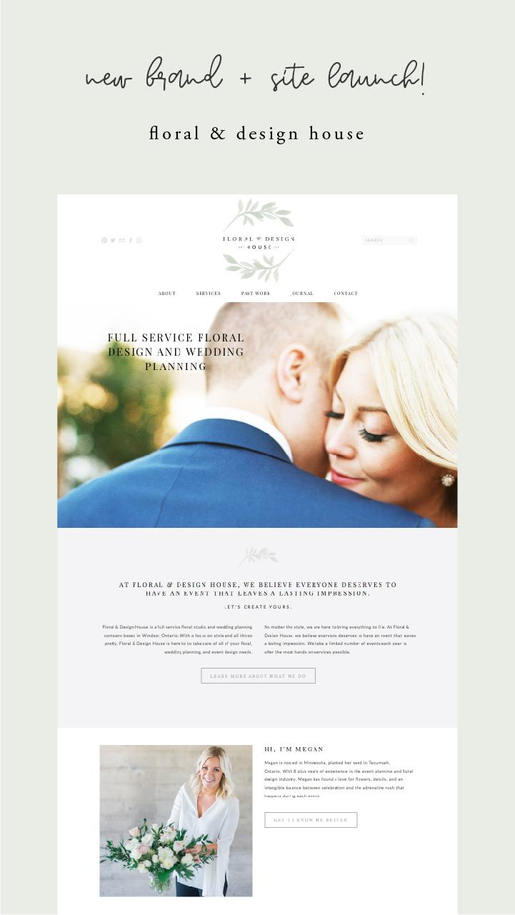 Floral & Design House Announcement