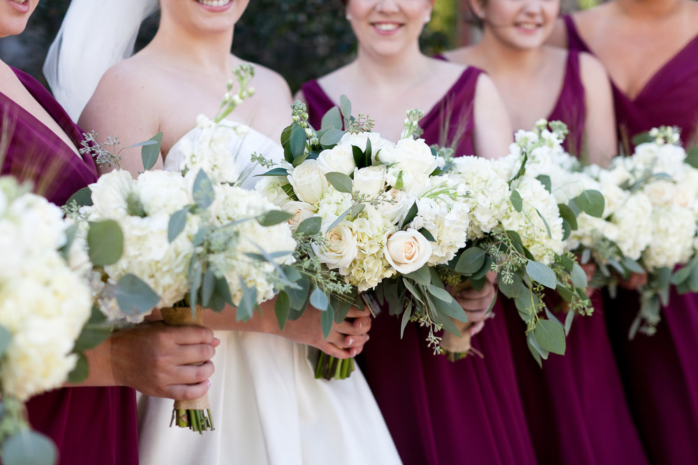 Floral and Design House Bridesmaids