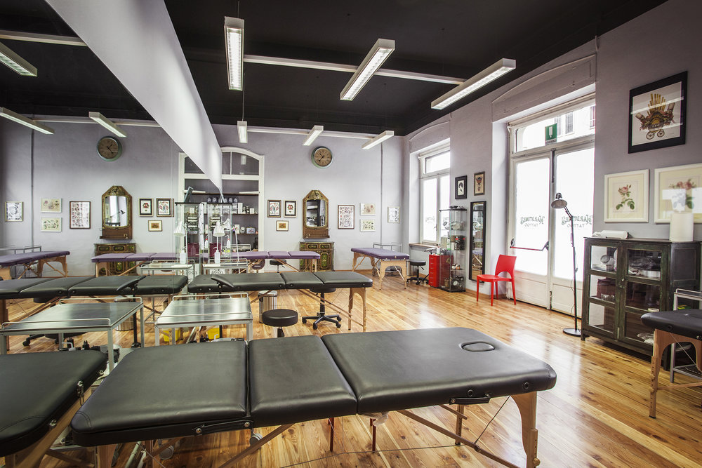 Hardtimes Tattoo - studio tatuaggi Torino