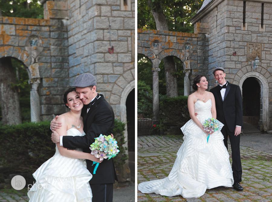 castle wedding massachusetts