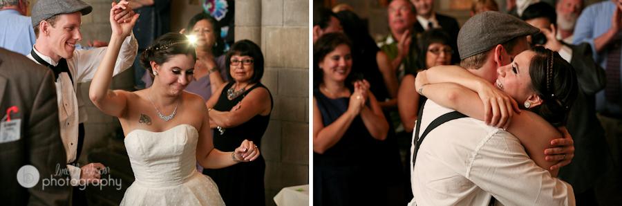 wedding reception hammond castle
