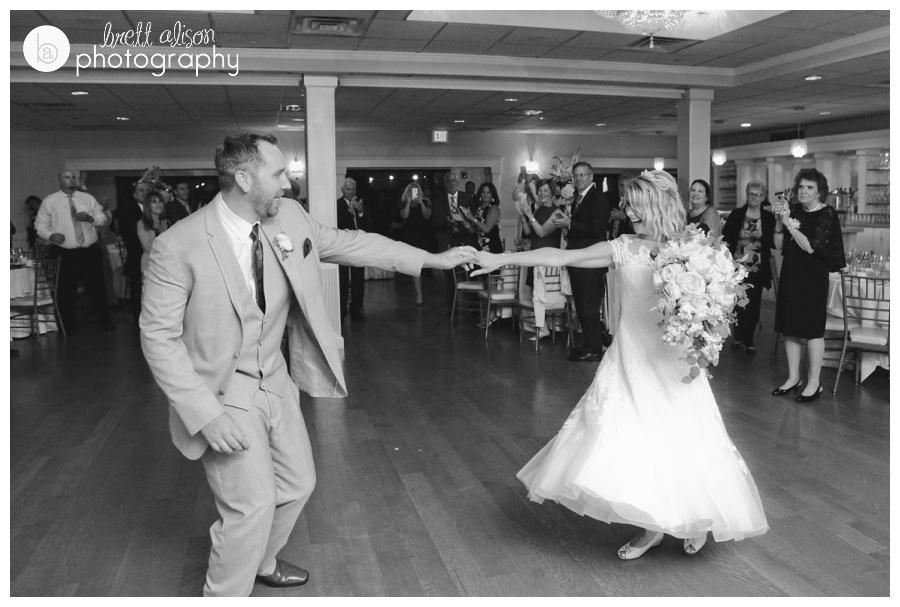 Tim and Kristen had a fun-filled wedding at the Danversport Yacht Club - so many great moments!
