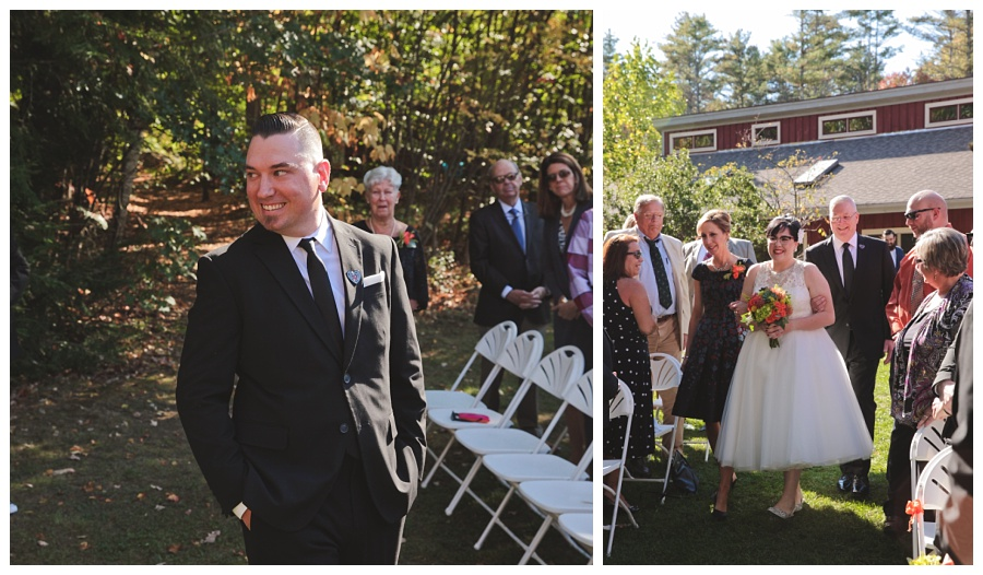 wedding at concord mclane audubon