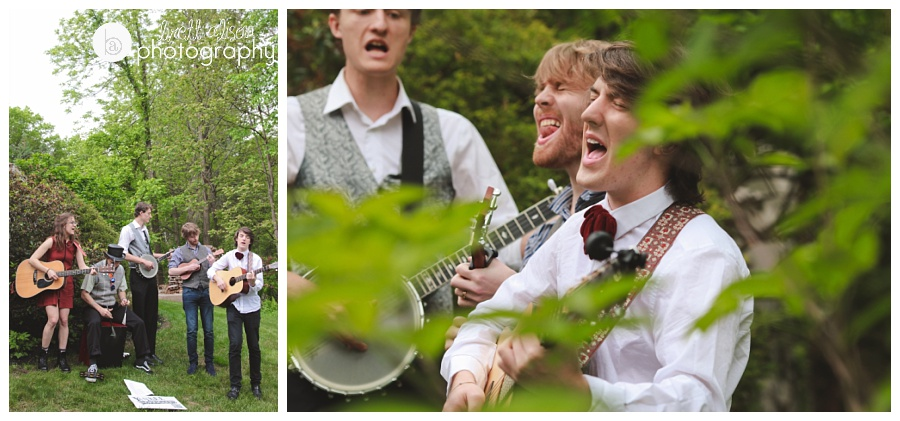 banjo bands wedding massachusetts