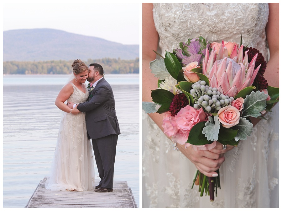 wedding florist central new hampshire