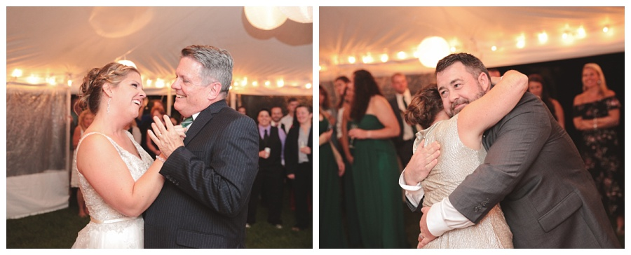 parent dances at wedding nh