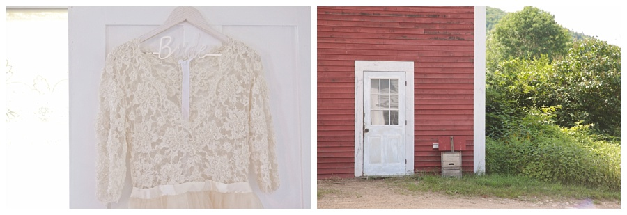 barn wedding nh