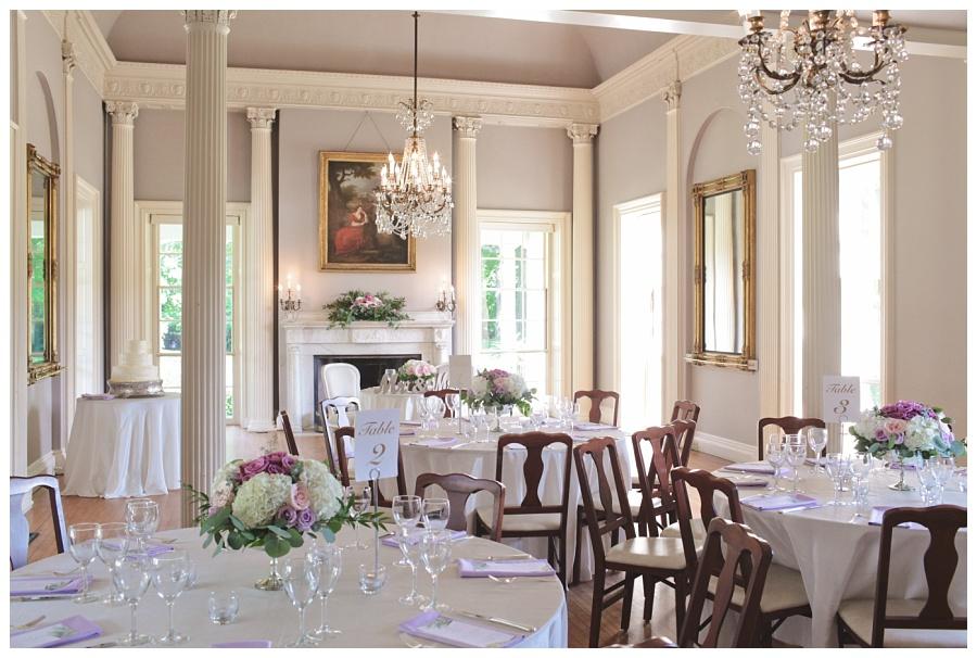 wedding at lyman estate