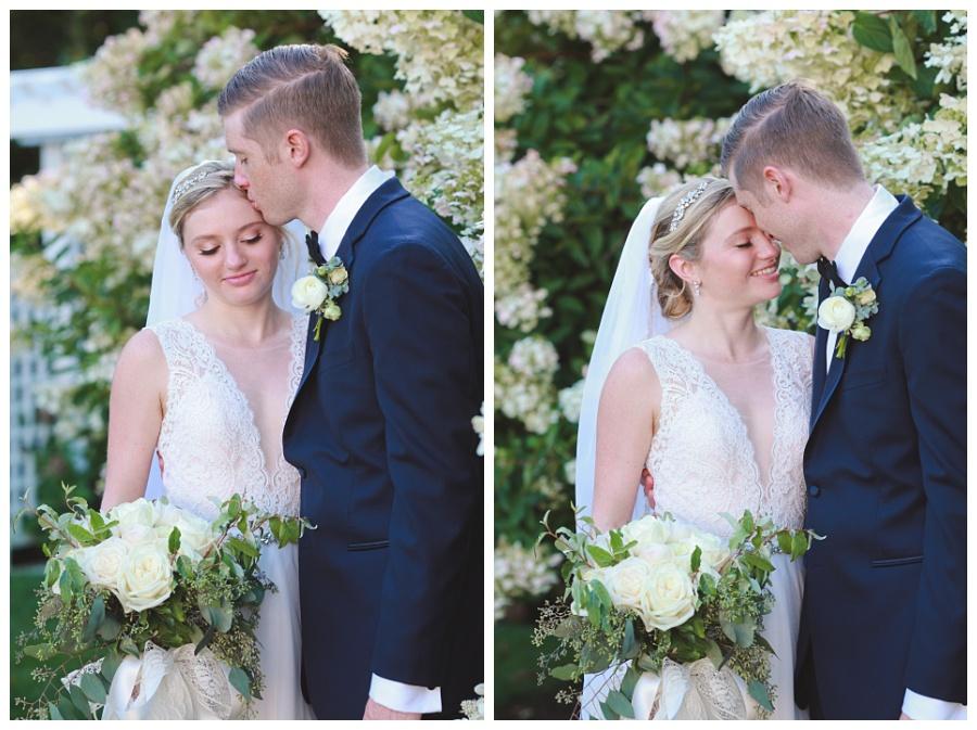 beautiful wedding photos gardens dennis inn