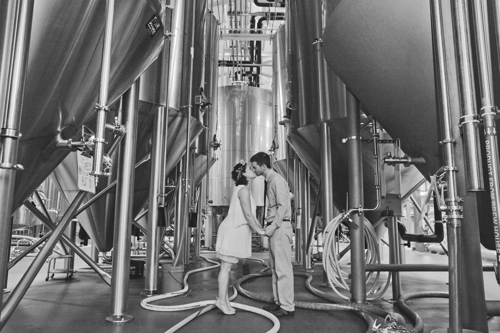 brewery wedding new hampshire