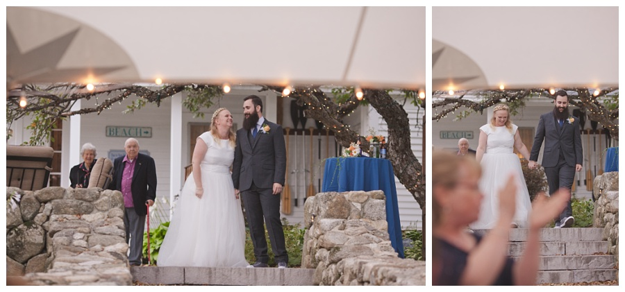 candid wedding photos nh