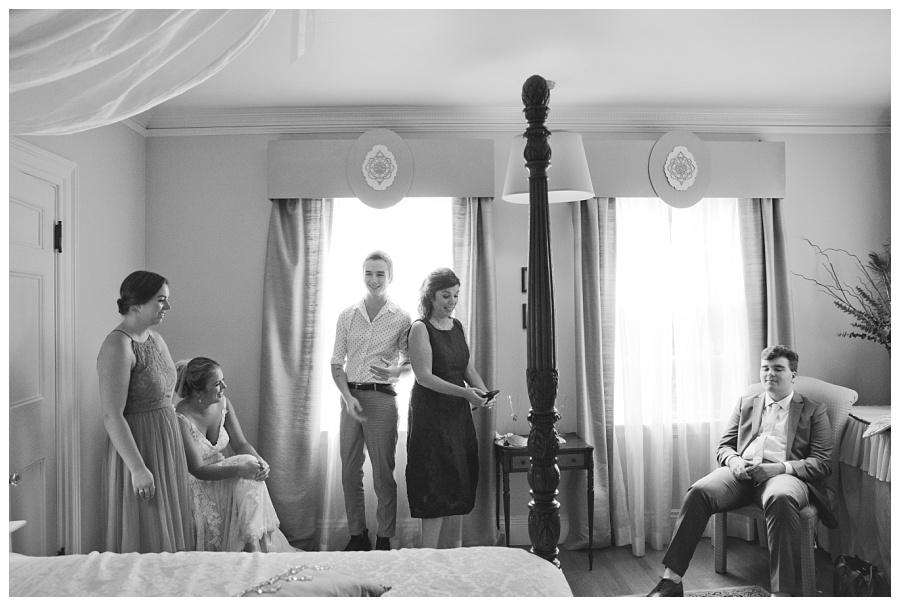 fun wedding photographers nh