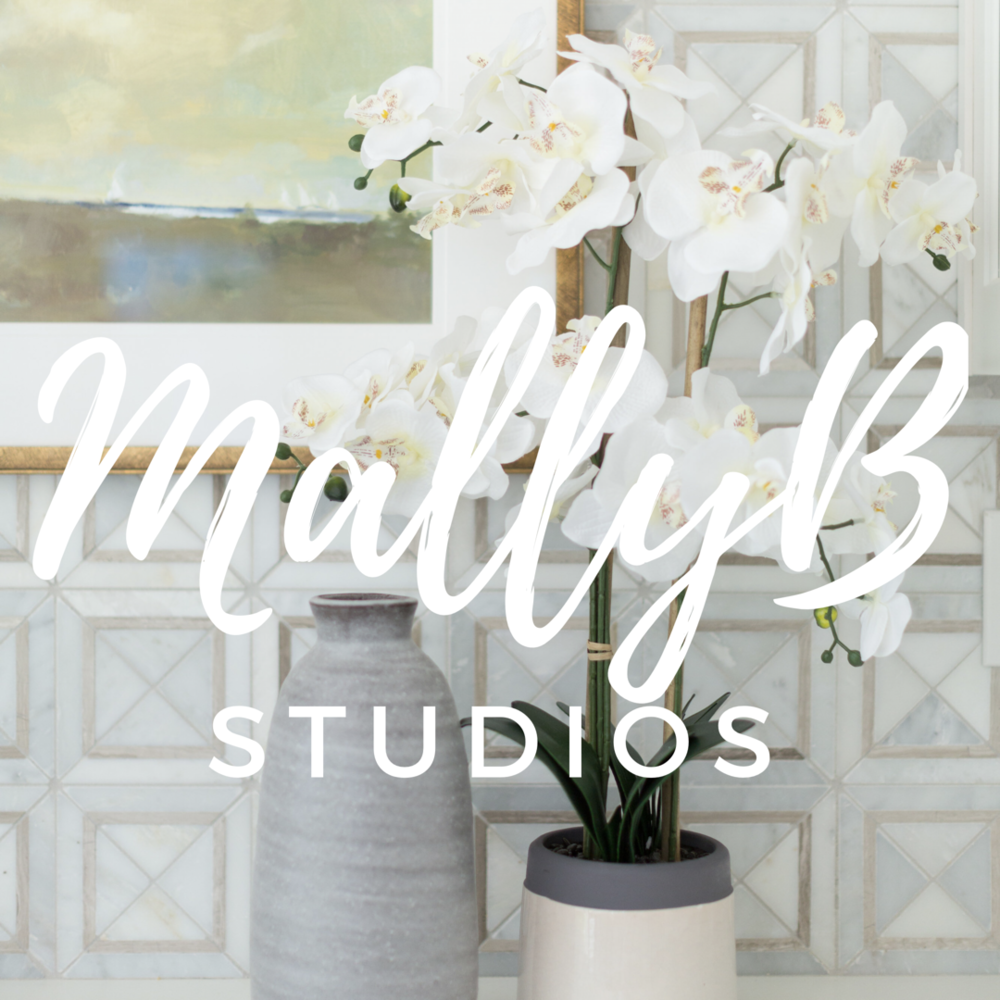 With an uncanny love for anything design, MALLYB STUDIOS specializes in interior design, home staging, home decor, and do it yourself home improvement projects and tutorials.