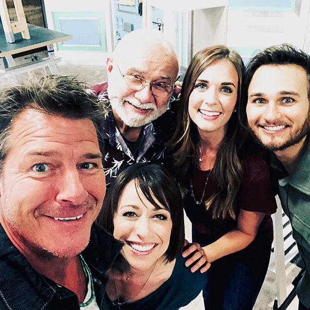 I've been holding this secret in for 6 months now and I can finally share the news!! I had an incredible time being part of the trading spaces family and learning from some of the amazing #TradingSpaces designers during a design diy competition for a spot as a design assistant on the show! To find out how I did, go binge watch the webisodes online!  #TLCgo Original series Training Spaces NOW on the #TLCgo app or at TLC.com/TrainingSpaces!