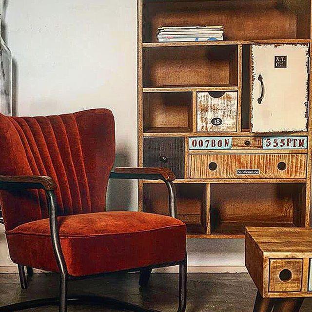Vintage collectie #homestore #barendrecht #meubels #vintagestyle #vintage #design