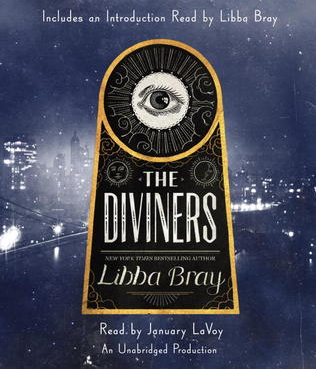 4. The Diviners - Written by Libba BrayPerformed by January LaVoy