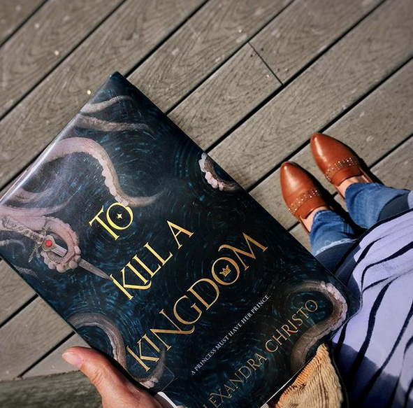 """""""Hearts are power, and if there's one thing my kind craves more than the ocean, it's power."""" - Alexandra Christo, To Kill a Kingdom"""