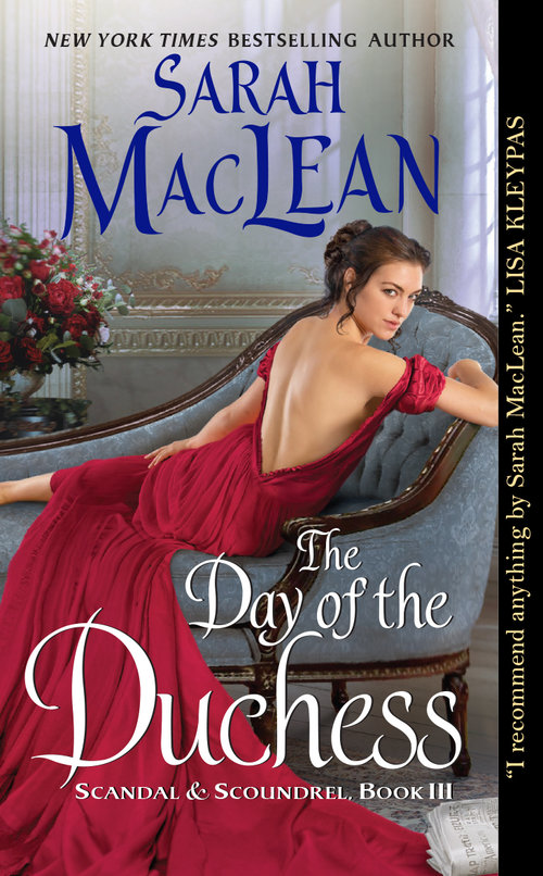 The Day of the Duchess (2017) - Scandal & Scoundrel, Book III