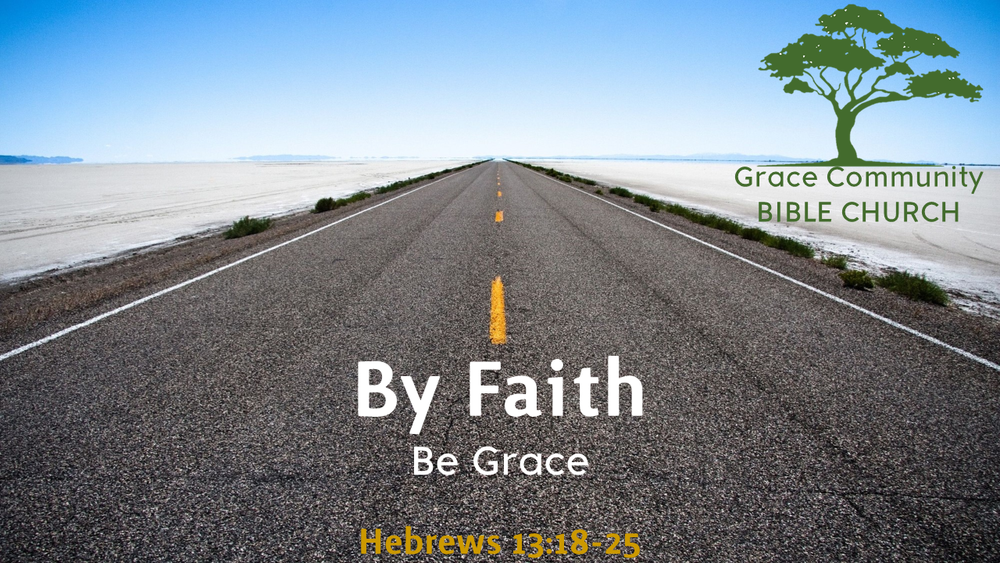Sermons — Grace Community Bible Church