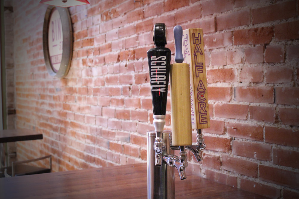 3 SPECIALTY BEERS - ALWAYS ON TAP