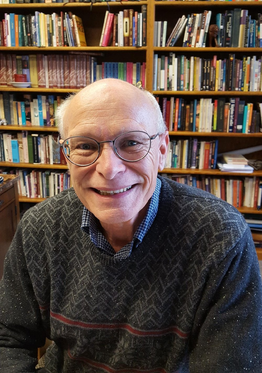 Dave Scherrer, Senior Pastor - ext. 126