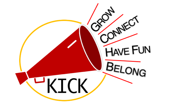 What is KICK?   If you are in K-5th grade then please join us for K.I.C.K.! Fun, belonging, connection, and growth with games, crafts, music, and an interactive Bible story!  We are done for the Spring, check back for Fall dates.