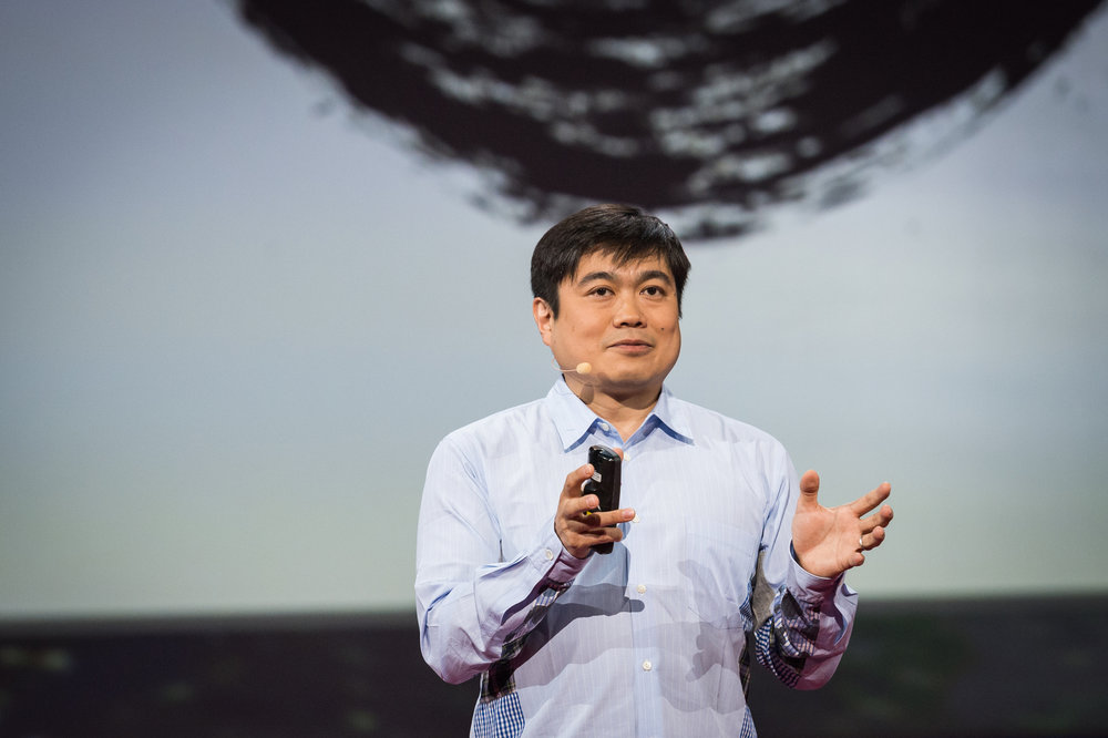 Joi Ito.  Design.  Joi is the director of the MIT Media Lab and pioneering the exploration of indigenous culture toward the design of future society resilience.