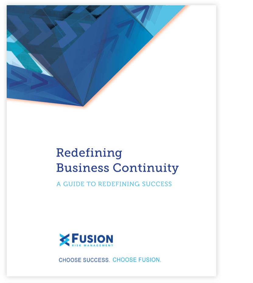 Fusion Risk Management Success Guide