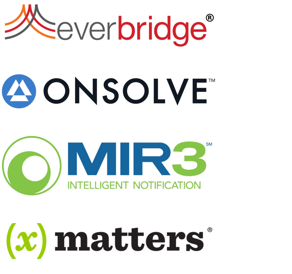 Fusion Connector Series: everbridge, OnSolve, MIR3, and xMatters