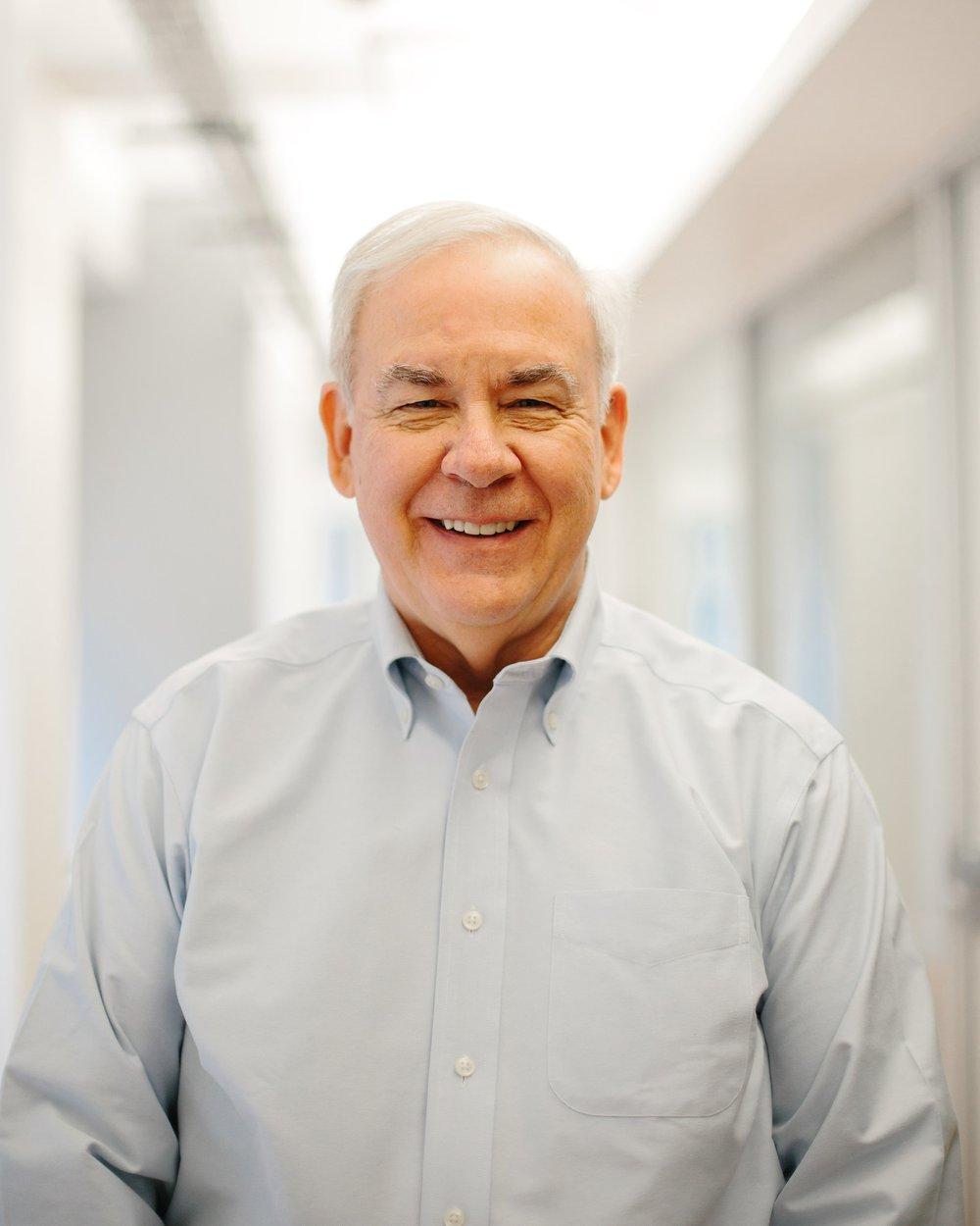 Executive Adviser and Co-Founder John Jackson