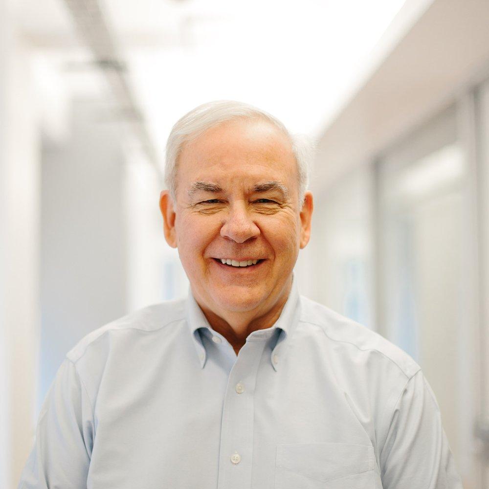 John Jackson, Co-founder and Executive Adviser