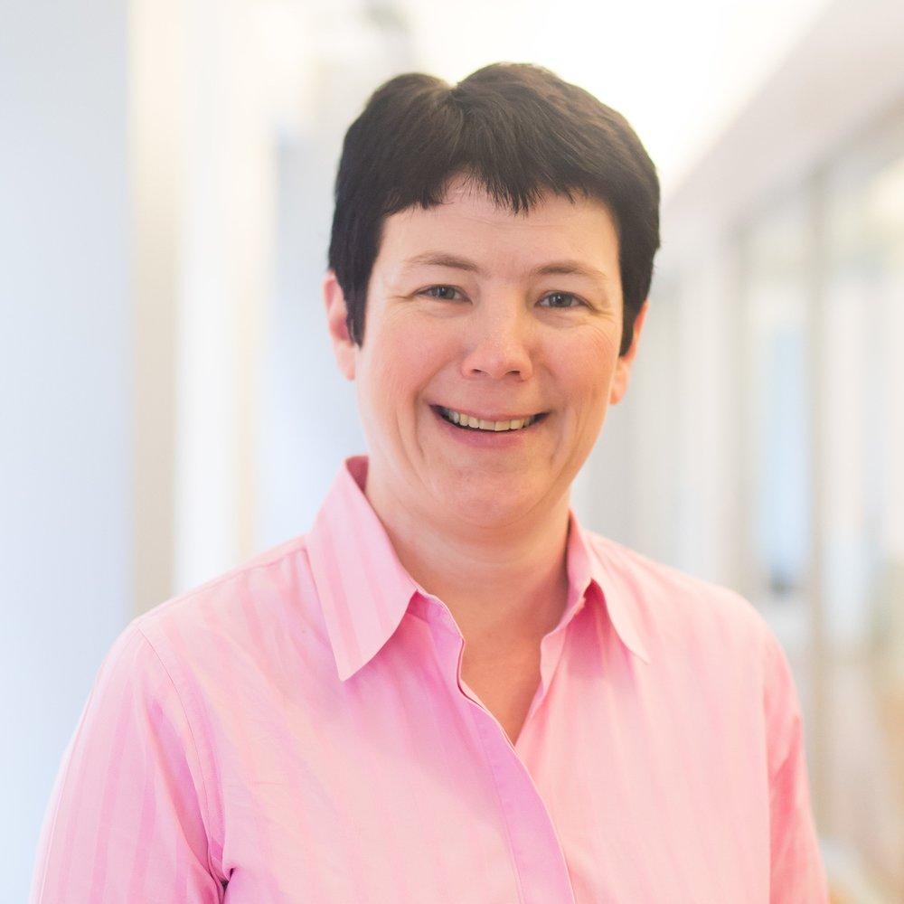 Senior Advisory Consultant and Advisory Team Lead Kim Hirsch,