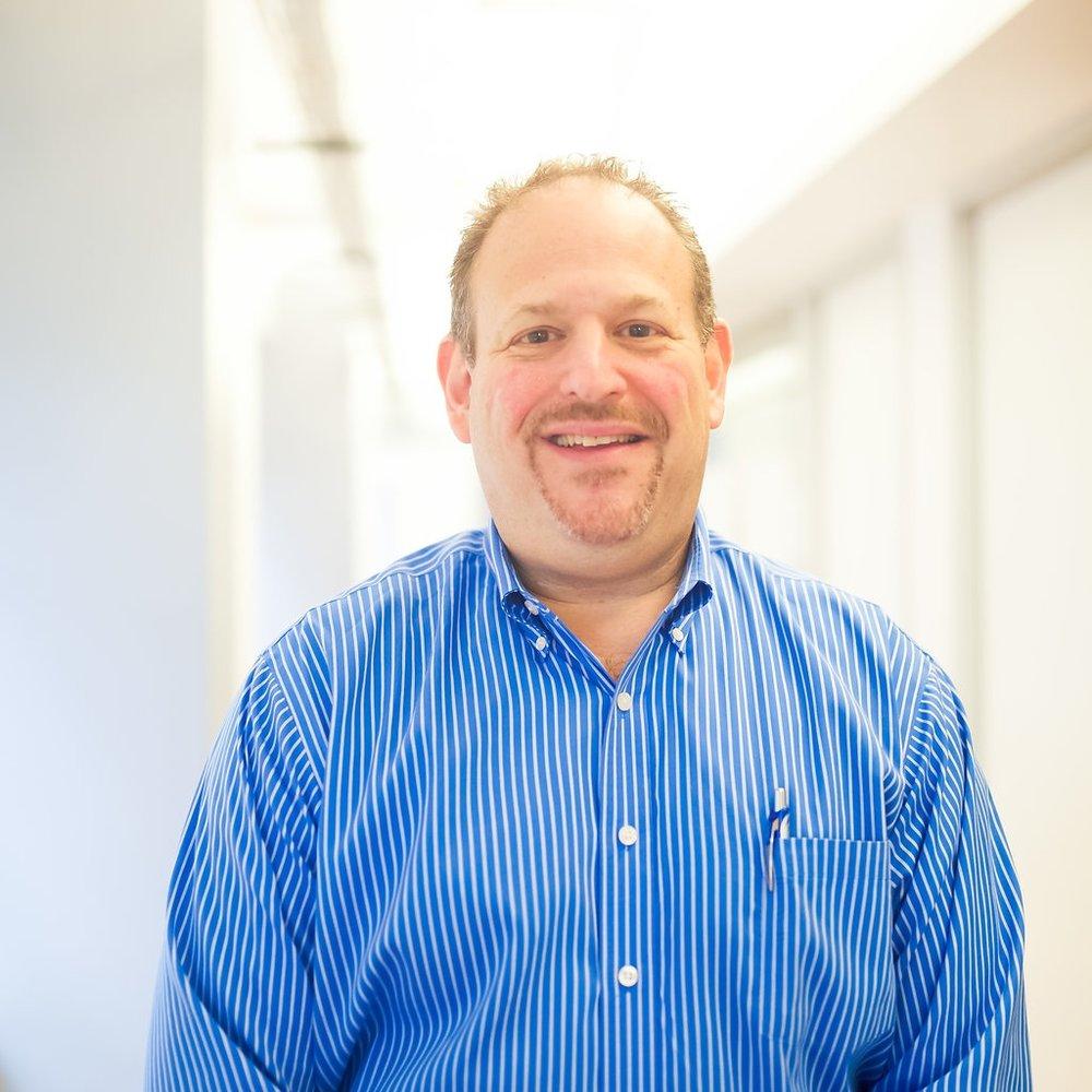 Steve Greenstein, Senior Advisory Lead Consultant