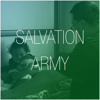 Story is particularly important for fundraising videos, which is why the   Salvation Army of Tacoma   reached out to us to document a family which they helped get back on their feet!