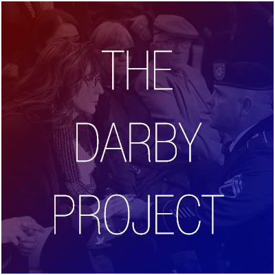 The Tacoma branch of the   Darby Project  , which helps retiring Army Rangers adjust to civilian life, reached out to us to help tell the story of their fellow brother who took his life.