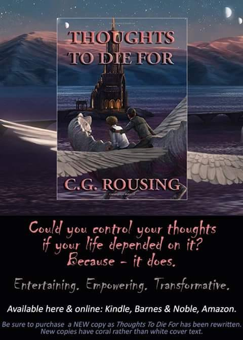 THOUGHTS TO DIE FOR by C.G. ROUSING