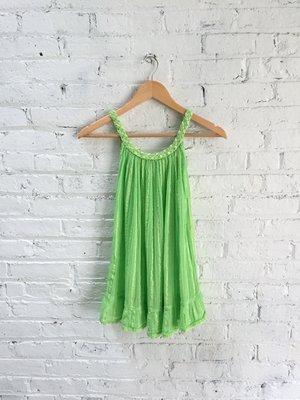 85d2228404250 vintage gauze cotton babydoll top   kids vintage dress   cotton striped  beach cover up ...